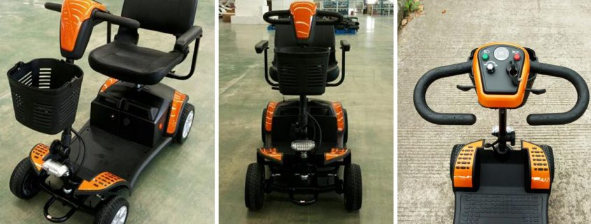 Mobility Abroad - New Scooters